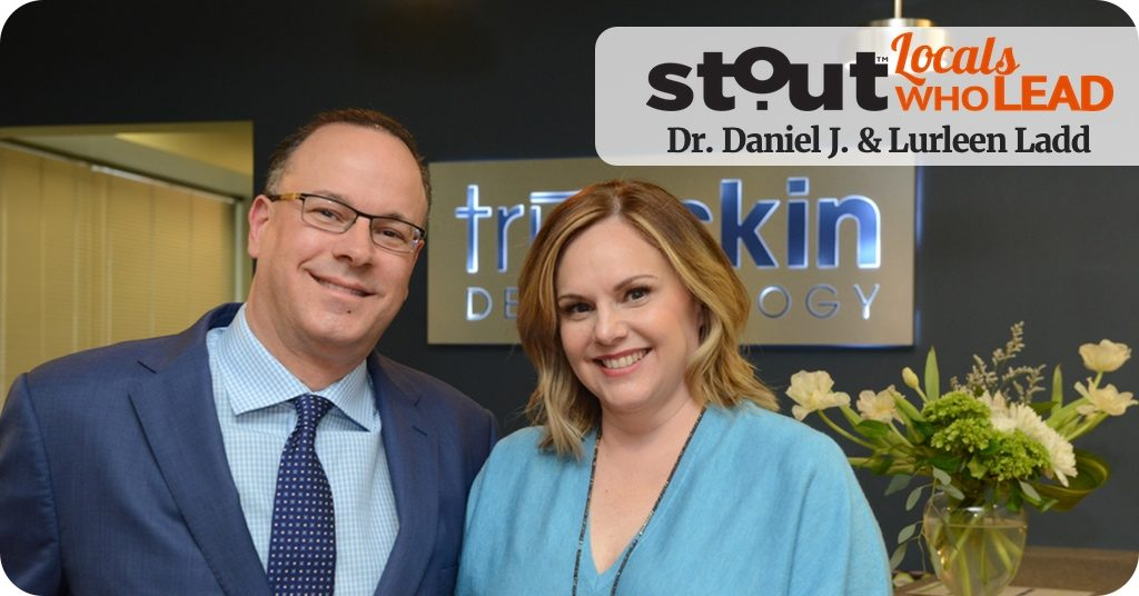Locals Who Lead: Dr. Daniel J And Lurleen Ladd -Leading The Charge Against Skin Cancer
