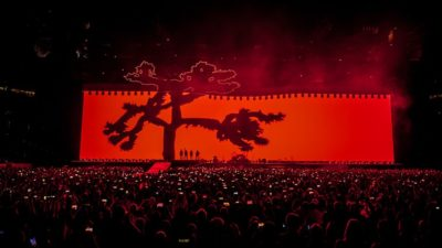 Stout Moment:  U2 and the the power of rocking a movement
