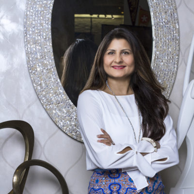 Stoutways featuring Komal Sheth,  Principal Designer/Owner of Spaces Designed