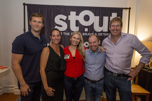 Stout Magazine: Stretch-The Power of Doing More With Less Event