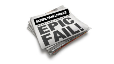 7 Easy Steps to Crafting An Epic Fail