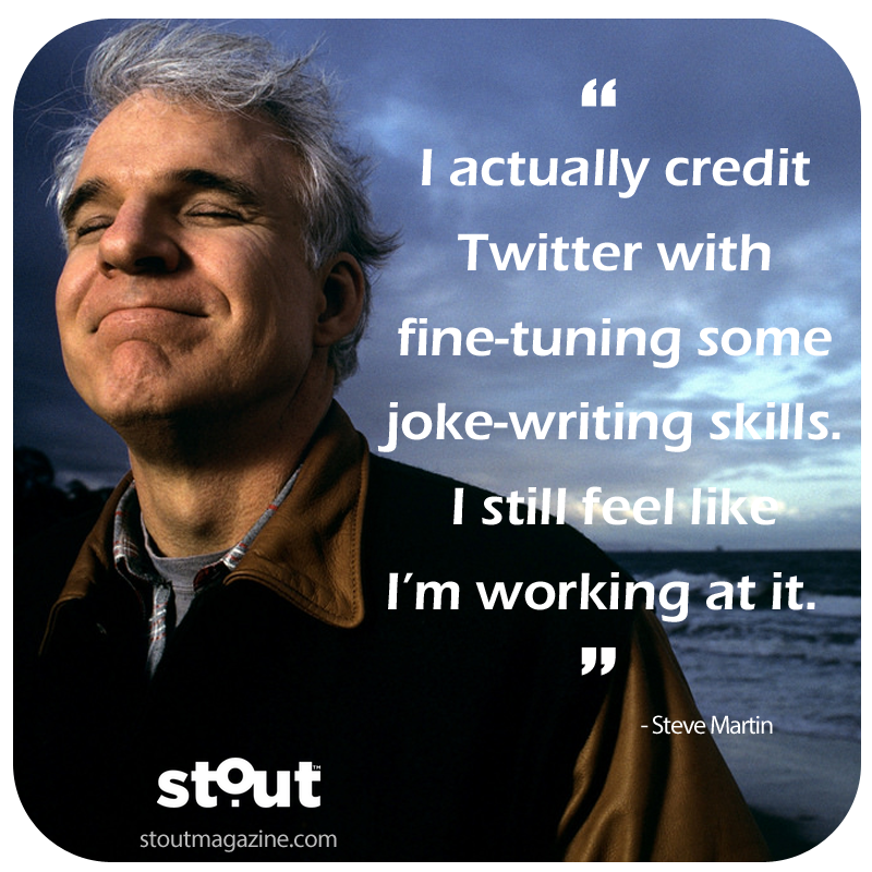 Steve Martin on Craftsmanship Influences