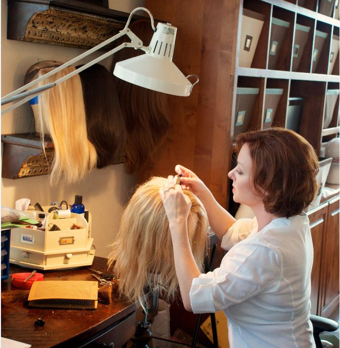 Stoutways Featuring Stephanie Caillabet, Founder, Art of Wigs