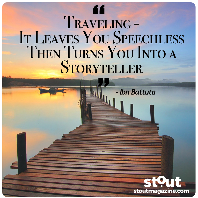 How Traveling Can #FuelYourJourney