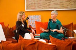 Arianna Huffington & Katy Perry: How to Recharge