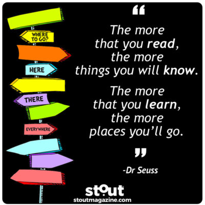 Reading + Learning = Success
