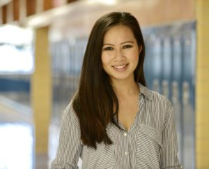 Katie Fang, Founder of SchooLinks