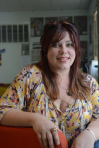 Sarah King, Fabricator and Special Projects Manager at Quantum Shop