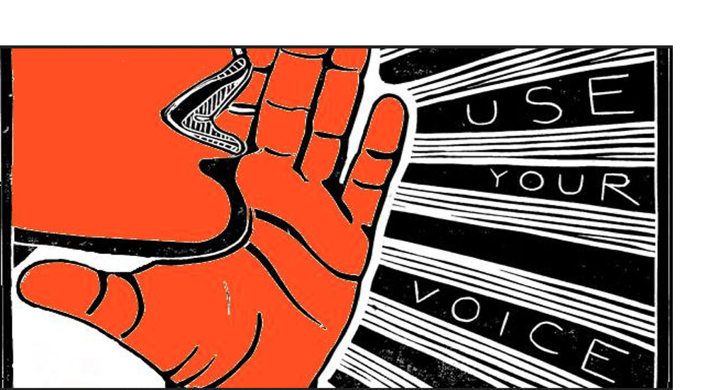 Power Words: Stout Talk From Leaders On Growing and Using Their Voice