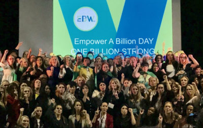 EBW2020: Empowerment, One Billion Times Over