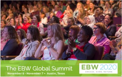 Join us for #Stout Insights From Women Innovators & Entrepreneurs at The EBW Global Summit