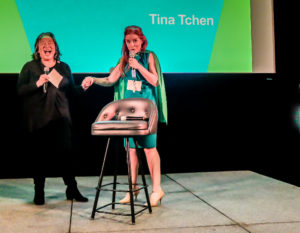 TIna Tchen and Ingrid Vanderveldt EBW 2020