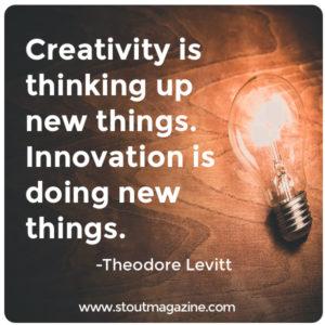 sout innovation creativity