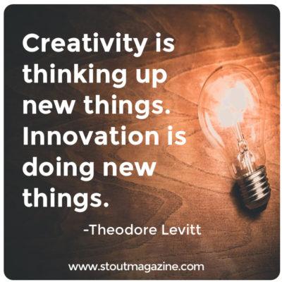 Innovation=Doing