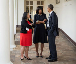 Tina Chen, former Chief of Staff to Michelle Obama and featured speaker at the 2017 EBW Global Summit