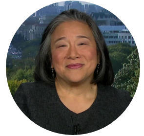 Tina Tchen, featured speaker and former Chief of Staff to Michelle Obama