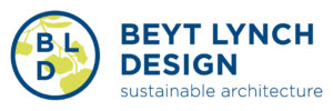 Beyt Lynch Design, a full-service architecture studio with an emphasis on sustainable design.