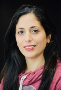 Mojdeh Gharbi, VP of Marketing for gaming company Certain Affinity