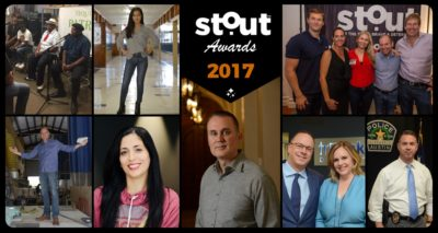 Presenting Our 2017 Stout Awards
