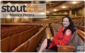 Monica Peraza : An Austin Local Who Leads