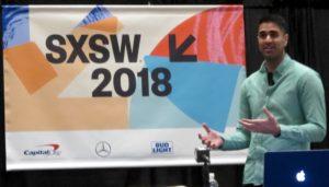 Akash Thakkar SXSW 2018