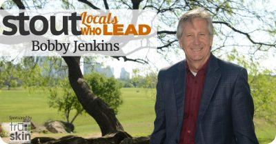 "Locals Who Lead: Bobby Jenkins Knows the ""ABCs"" of Being #Stout"