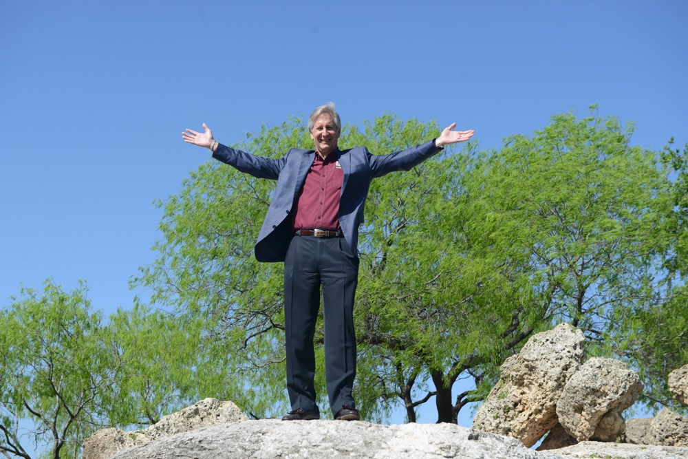 Bobby Jenkins Zilker Park Austin