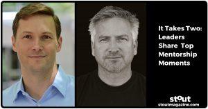 Matt Lankes and Matt Laessig on the value of mentorship.