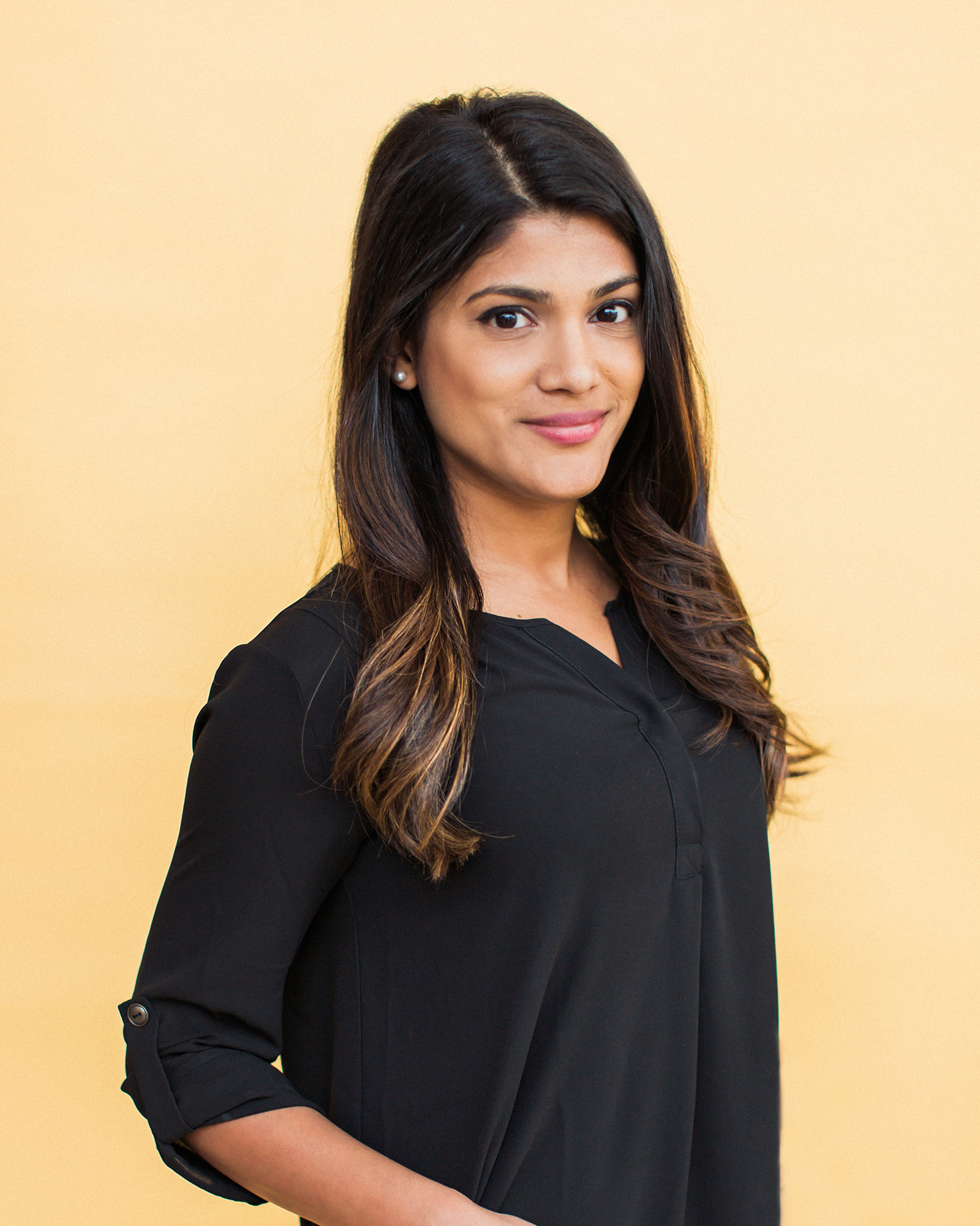 Tareen Alam, manager of creative content and social media for Bumble