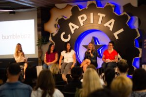 Bumble Bizz Presents Pivot To Pitch with Stout Magazine & The Society of WE