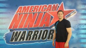 Matt Laessig , American Ninja Warrior competitor and data.com COO and Co-Founder