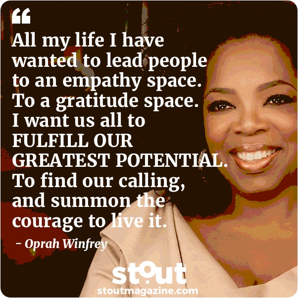 Monday Motivation: Find Your Calling And Practice Gratitude