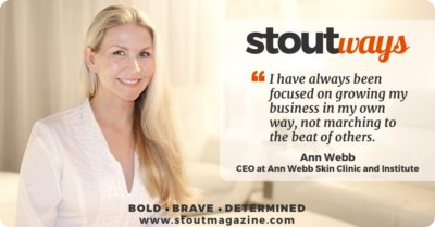 Survivor, Skin Savior, Supermom: StoutWAYS with Ann Webb