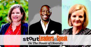 Stout Leaders Speak on Diversity -