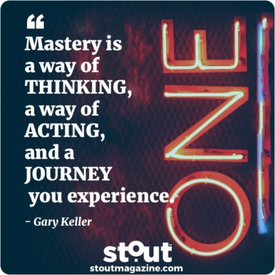Monday Motivation: Think, Act,  Master Your Craft