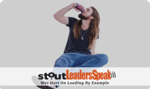stout leaders speak wes hurt on leading by example