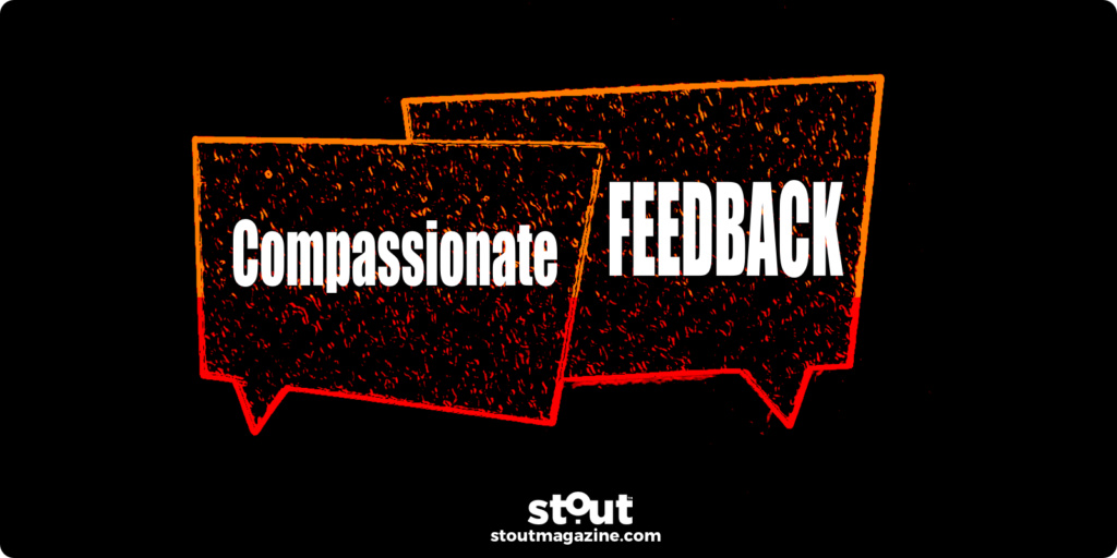 #FuelStop: Arianna Huffington On Compassionate Feedback