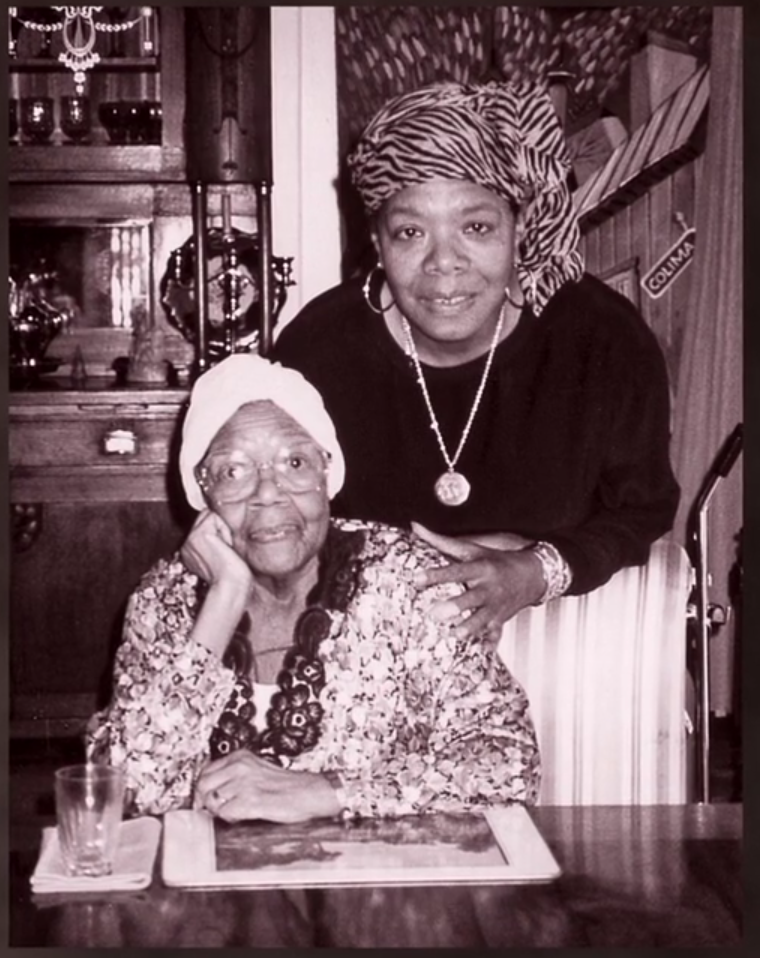 maya-angelou-and-mom