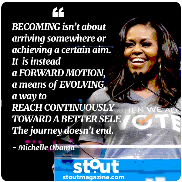 Monday Motivation: Keeping Moving Is Key To Becoming Your Best Self
