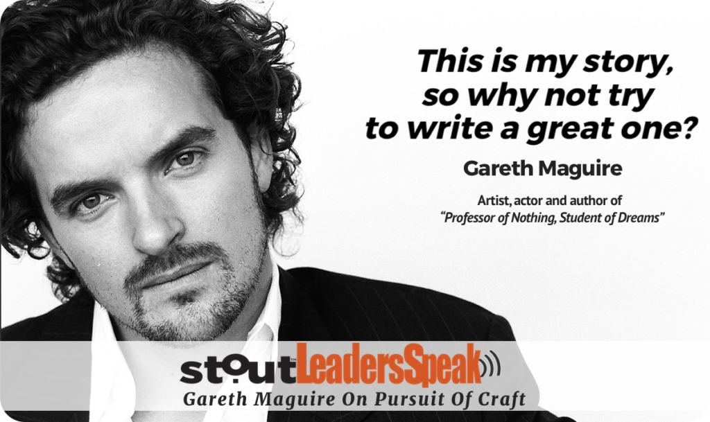 Leaders Speak: Gareth Maguire Muses On Mastery
