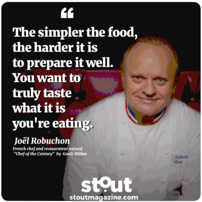 Monday Motivation: Passionately Pursue Mastery Inspired By Joël Robuchon