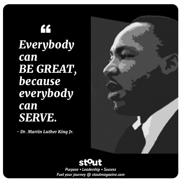 Monday Motivation: Honor MLK With  A Commitment To Service