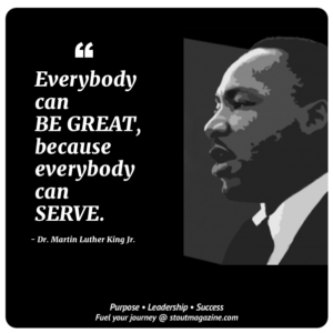 Stout MLK Day of Service 2020