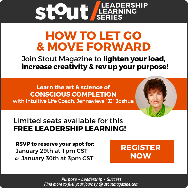 Register For FREE Stout Webinar