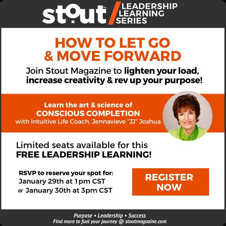 Register For FREE Stout Webinar
